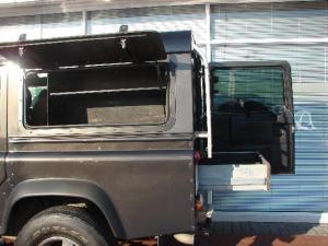 Land Rover Defender 110 2.2D S/W LTD - Image 7