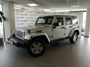Jeep Wrangler 3.8 Unltd Sahara automatic - Image 1