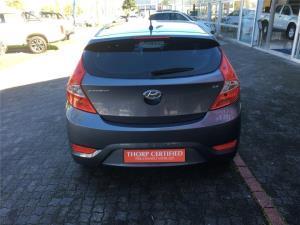 Hyundai Accent 1.6 Fluid automatic 5-Door - Image 3
