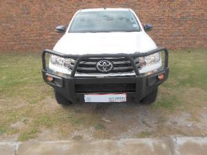 Toyota Hilux 2.4 GD-6 SRX 4X4S/C automatic - Image 2