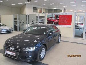 Audi A4 1.8T S 88kW - Image 1