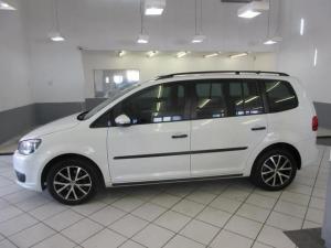 Volkswagen Touran 2.0TDI Trendline auto - Image 4