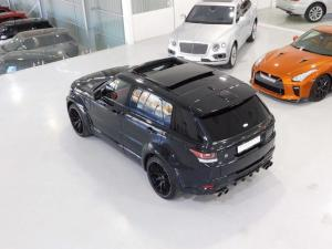Land Rover Range Rover Sport Supercharged HSE Dynamic - Image 19