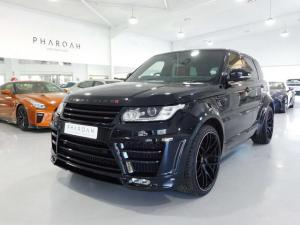 Land Rover Range Rover Sport Supercharged HSE Dynamic - Image 3
