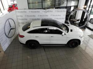 Mercedes-Benz GLE GLE63 S coupe - Image 5