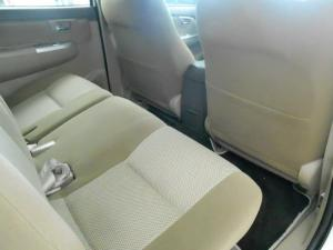 Toyota Fortuner 2.5D-4D RB automatic - Image 7