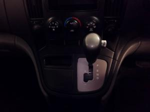 Hyundai H-1 2.5 CrdiF/C P/V automatic - Image 14