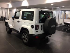 Jeep Wrangler 3.6L Sahara - Image 4