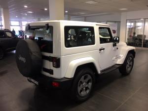Jeep Wrangler 3.6L Sahara - Image 6