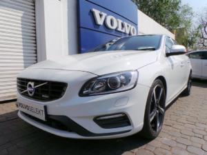 2014 Volvo S60 T6 R-DESIGN Geartronic AWD