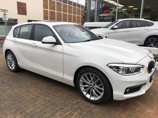 BMW 1 Series 118i 5-door auto