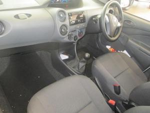 Toyota Etios 1.5 Xi 5-Door - Image 8