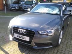 Audi Cape Town A5 cabriolet 2.0TFSI SE