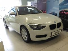 BMW Cape Town 1 Series 118i 5-door auto