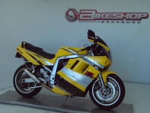 Suzuki GSX 1100 FR - Image 2