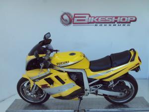 Suzuki GSX 1100 FR - Image 5