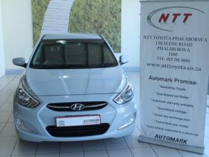 Hyundai Accent 1.6 Fluid 5-Door - Image 1