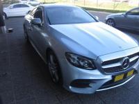 Mercedes-Benz E 400 Coupe 4MATIC