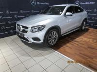 Mercedes-Benz GLC Coupe 350d