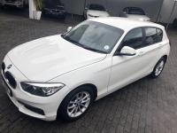 BMW 1 Series 120i 5-door auto