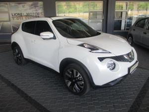 2018 Nissan Juke 1.6T Tekna Tech