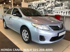 Toyota Cape Town Corolla 1.3 Impact