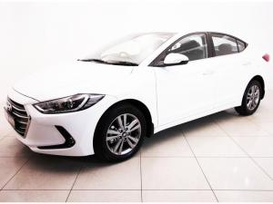 Hyundai Elantra 1.6 Executive automatic - Image 1