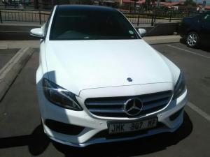 Mercedes-Benz C220 Bluetec AMG Line automatic - Image 1