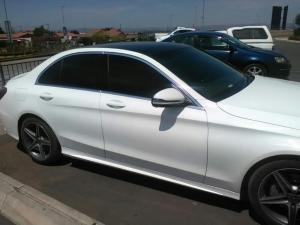 Mercedes-Benz C220 Bluetec AMG Line automatic - Image 3