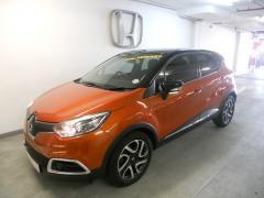 Renault Cape Town Captur 66kW turbo Dynamique