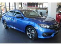 Honda Civic 1.8 Elegance automatic
