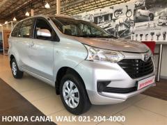 Toyota Cape Town Avanza 1.5 SX