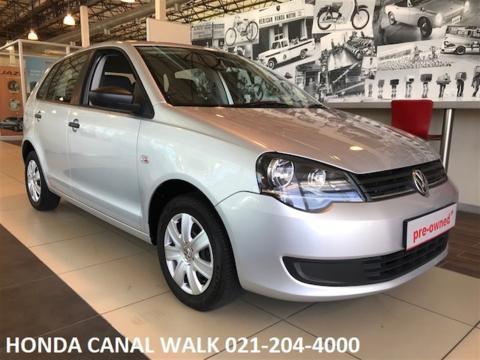 Image Volkswagen Polo Vivo hatch 1.4 Conceptline