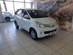 Toyota Cape Town Avanza 1.5 SX auto