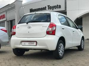 Toyota Etios 1.5 Xi 5-Door - Image 3