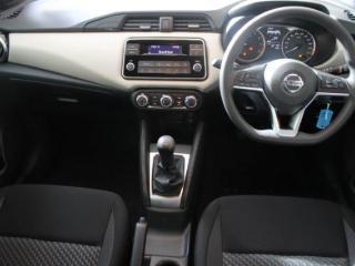 Nissan Micra 66kW turbo Visia