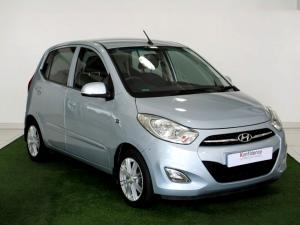 2012 Hyundai i10 1.25 GLS/FLUID