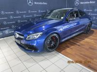 Mercedes-Benz AMG Coupe C63 S