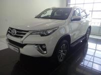 Toyota Fortuner 2.8GD-6 Raised Body automatic