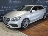 Mercedes-Benz A 200d AMG automatic