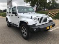 Jeep Wrangler Unltd Rubicon 3.6L V6 automatic