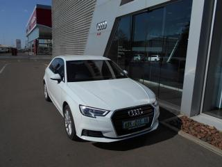 Audi A3 14t Fsi Stronic 3 Door 2018 Demo For R 469900 New Car Deals