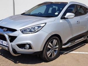 Hyundai iX35 2.0 Crdi Elite AWD automatic - Image 1