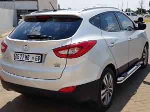 Hyundai iX35 2.0 Crdi Elite AWD automatic - Image 4