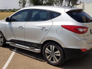 Hyundai iX35 2.0 Crdi Elite AWD automatic - Image 6