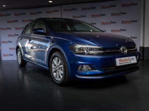 2018 Volkswagen Polo 1.0 TSI Comfortline DSG