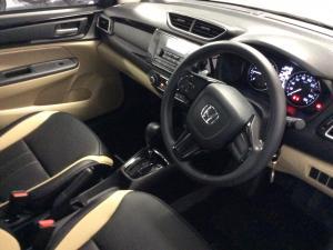 Honda Amaze Amaze 1.2 Comfort auto - Image 4