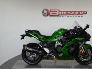 Kawasaki H2 SX - Image 1
