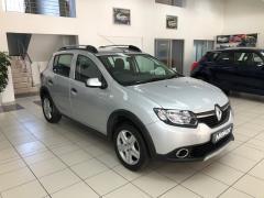 Renault Cape Town Sandero 66kW turbo