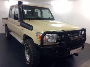 2014 Toyota Land Cruiser 79 4.0PD/C